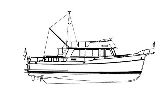 Grand Banks 42 Trawler 1970 Further Grand Banks Yachts Model Boats Classic Yachts