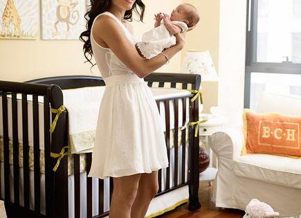 Jessica Alba Jewel Bethenny Frankel Celebrity Nursery