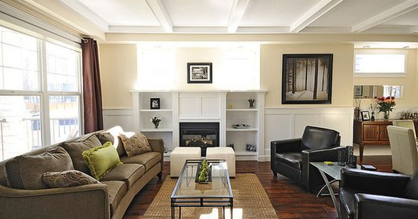 Rectangular living room design pictures remodel decor for Rectangular shaped living room ideas