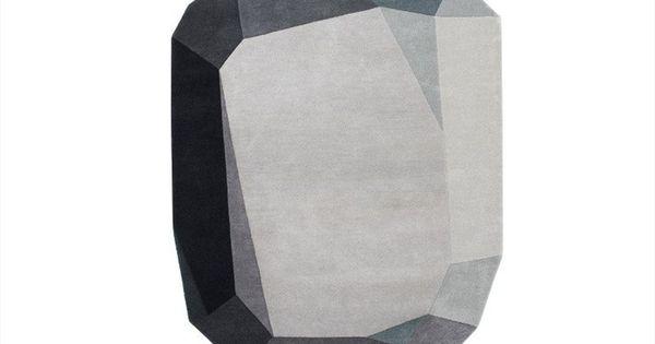 gem rug ++ normann copenhagen. Gorgeous in a modern home