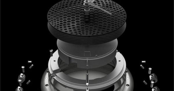 Ikepod Horizon Hht02 产品设计 Pinterest Exploded View