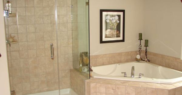 Great Master Bathrooms For The Home Pinterest Master