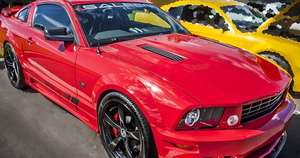 Pin By Erich Lippert On Ford Mustang In 2020 Saleen Mustang