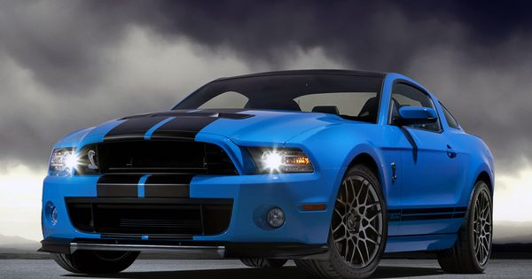 Ford Mustang 2013 Shelby GT500
