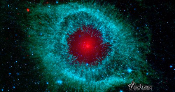 NASA's Spitzer Space Telescope has captured a new