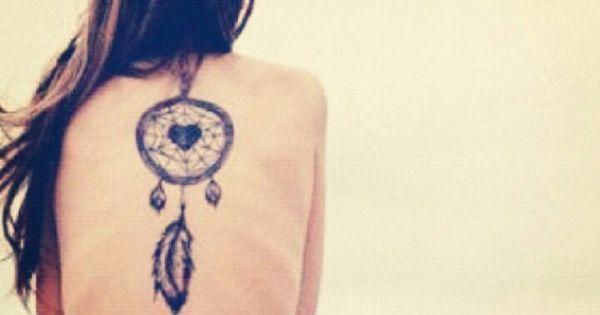 Atrapa Sue&241os  Tattoo Pinterest