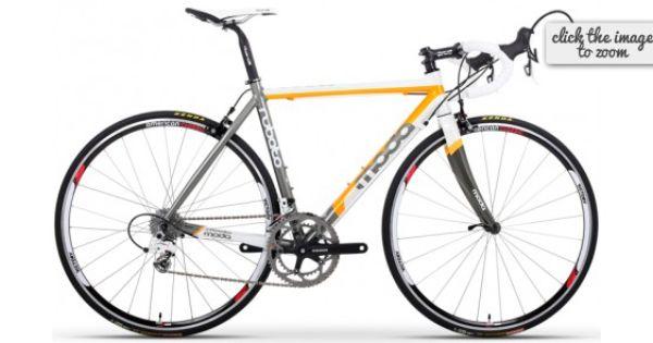 Moda Rubato Road Bike 2013 Yellow Grey Frame Lda Double