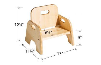 Charlie S Office Chair Cadeira Infantil De Madeira Brinquedos