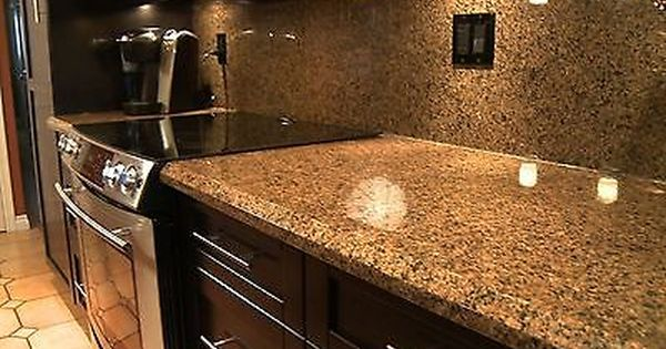 Peel N Stick Instant Vinly Counter Top Faux Fake Granite Film Overlay Roll Gold Granite Countertops Kitchen Granite Countertops Tuscan Kitchen