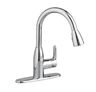 American Standard 4175 300 Pull Out Kitchen Faucet Kitchen Faucet Chrome Kitchen Faucet