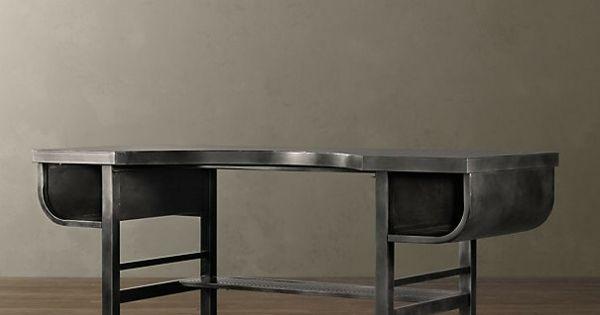 20 idées de meuble métallique de design original | bureaus, design ... - Meuble Design Metal