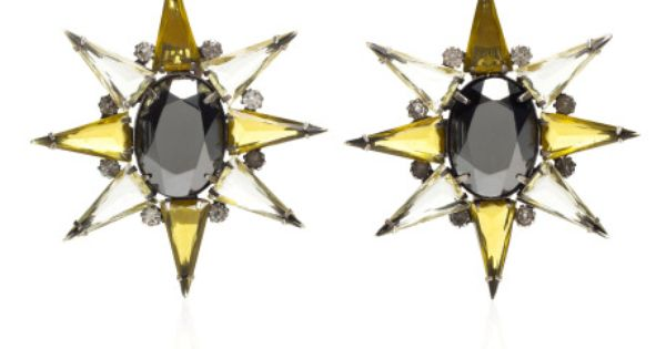 Shop Nicole Romano Riccio Earrings at Moda Operandi