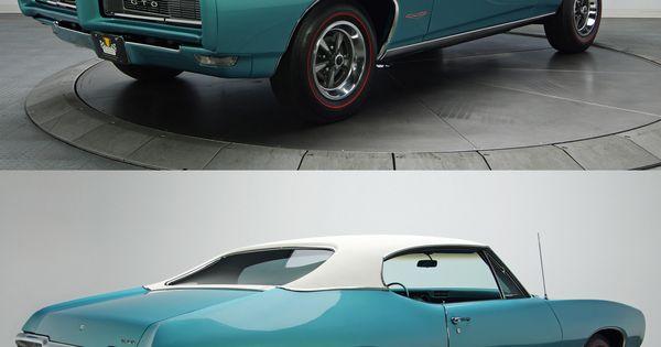 1968 Pontiac Gto I Usually Like The More Custom Classic S