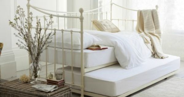 Laura Ashley Bedding For Daybeds : Laura ashley daybed day bed trundle mattresses inc