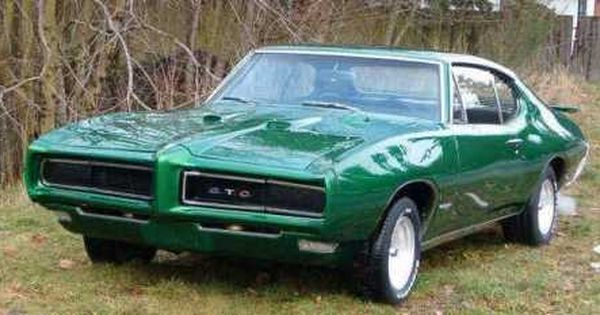 Pontiac Gto Coupe Cars Pinterest Pontiac Gto Coupe And