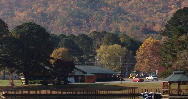 Bald Mountain Rv Resort In The Fall Hiawassee Ga Places