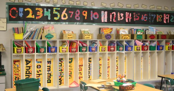 This is a really cute classroom idea. Adorable use of pictures.