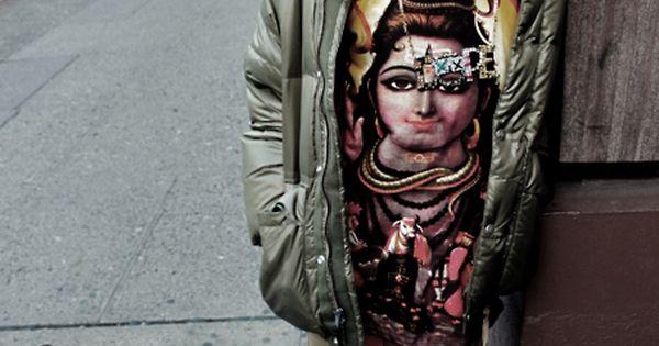 Fashion forward.