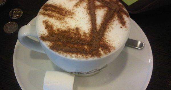 Art In My Coffee Coffee Art Hot Chocolate Art Food