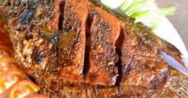 Resep Ikan Nila Bakar Bumbu Kuning Sederhana Dan Enak Resep Masakan Memasak Resep Ikan
