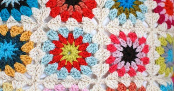 Granny Afghan Pattern Tutorial. blairpeter.typepad.com