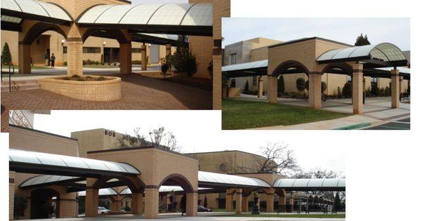 Kalwall Bob Jones University Greenville Sc Architect
