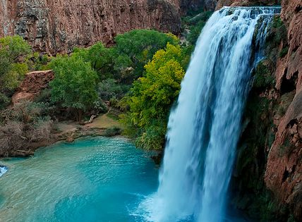 Havasu Falls | Arizona road trip anyone? I just wanna travel! One of my All Time Favorite Places in Sacred Arizona