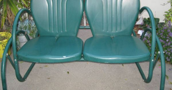 Motel Chair Glider Offered On Ebay Starting At 400 00