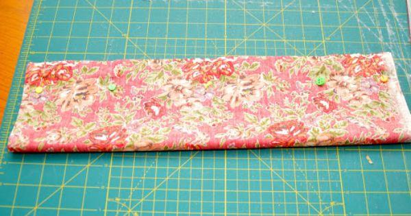 Como hacer un bolso de tela forrado y reforzado bolso - Telas para hacer bolsos ...