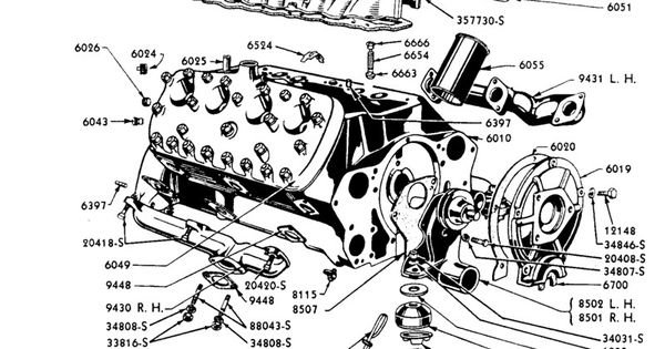 1941 ford coe engine info