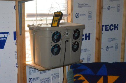 How I Built A Home Made Swamp Cooler For My Remote Off Grid Cabin Homemade Swamp Cooler Swamp Cooler Off Grid Cabin