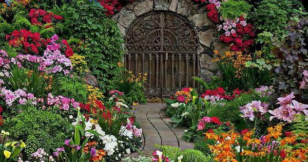 Pin by Neen Von Bean on Secret Garden Pinterest