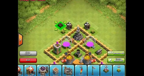 clash of clans defense best