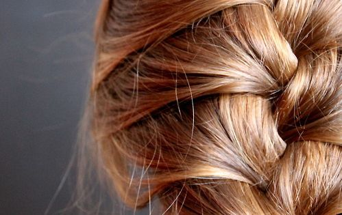 Learn how to french braid hair! French Braids are a classic look