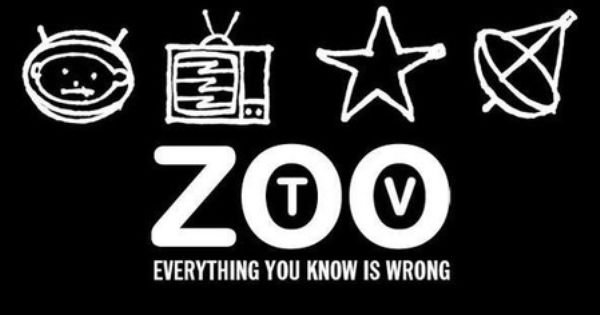 Pin On U2 Zootv
