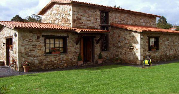 Construcciones r sticas gallegas casas con porche - Casa rusticas gallegas ...