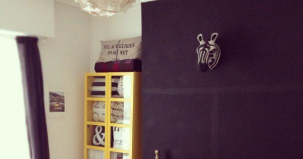 Mr. Bazaar's Bedroom via home design ideas interior decorating living room design