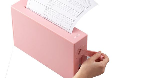 A+R Store - Hand-Cranked Paper Shredder - Product Detail