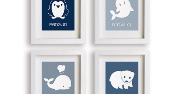 Arctic Babies Nursery Decor