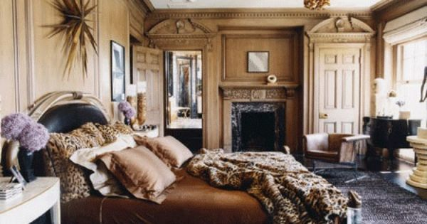 A peek inside kelly wearstler s hollywood mansion romantic room design and khloe kardashian - Khloe kardashian house interior ...