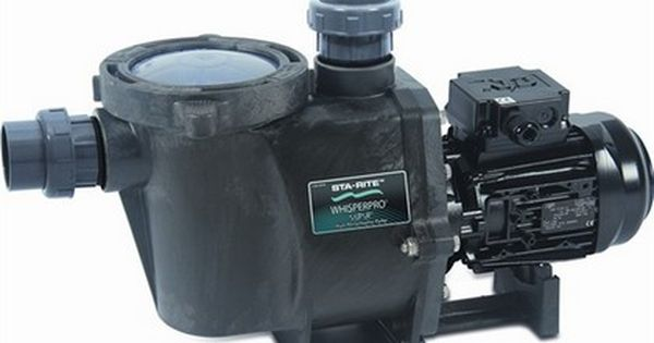 Pentair Whisperpro S5p5r With Images Swimming Pool Equipment