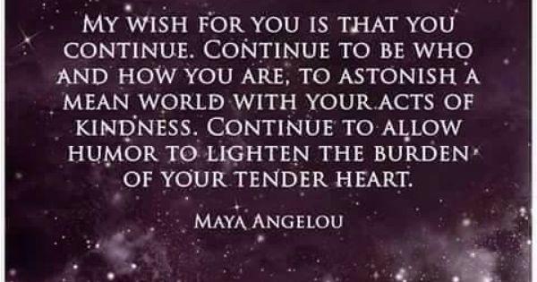 Maya angelou essays