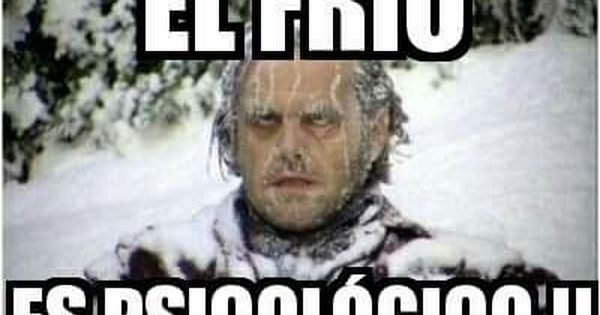 Pin De Paty Moon En Cold Memes De Frio Imagenes De Humor Imagenes Divertidas