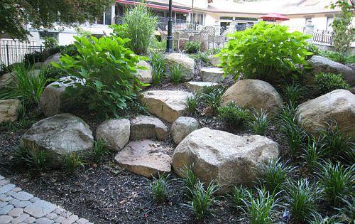 the world's catalog of ideas, big rock landscaping ideas, large rock garden ideas, large rock landscaping ideas