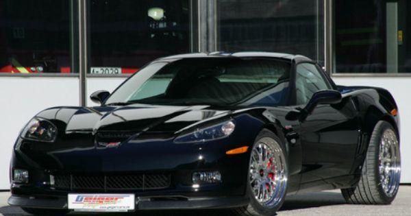 I Will Have One Of These Chevrolet Corvette Black Corvette Corvette