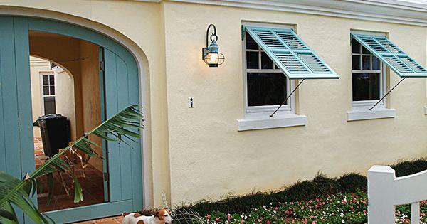Timberlane Exterior Shutters Tropical Inspired Homes Cat Island Decor Pinterest Home