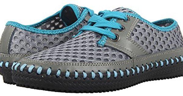 Poseidon Mesh Walking Shoes Casual