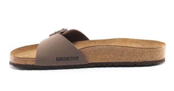 birkenstock madrid mules homme birko flor nubuck brun. Black Bedroom Furniture Sets. Home Design Ideas