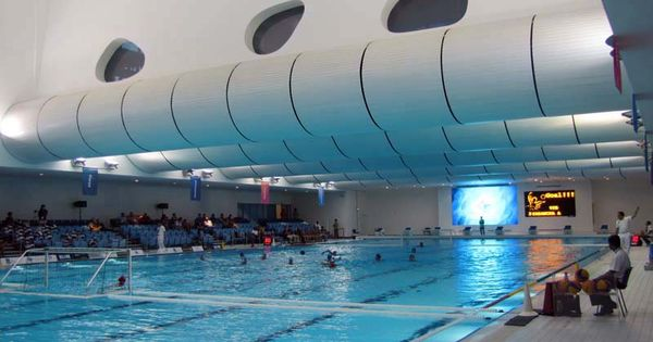 Hamdan Sports Complex Sports Olympic Pool Best Of Dubai Pinterest