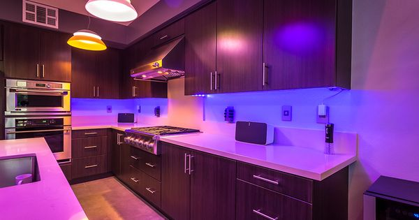 transform your home to look gorgeous with philips hue. Black Bedroom Furniture Sets. Home Design Ideas
